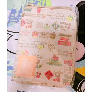 ディズニー(Disney)のディズニー パークフード柄 母子手帳ケース(母子手帳ケース)
