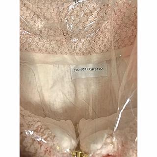 ツモリチサト(TSUMORI CHISATO)のツモリチサト 新品 通販購入 ベビーピンク ラメ入 可愛い 春 ブルゾン(ブルゾン)