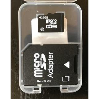 美品:microSDカード 32GB(その他)