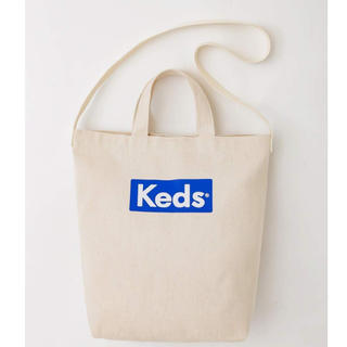 Keds -  Keds BAG BOOK ムック本付録 2WAYキャンバス トートバッグ