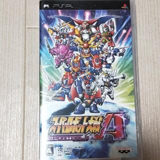 プレイステーションポータブル(PlayStation Portable)のスーパーロボット大戦A PORTABLE(携帯用ゲームソフト)