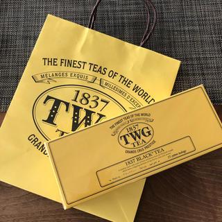 ルピシア(LUPICIA)の新品 未開封 TWG    ブラックティー  紅茶(茶)