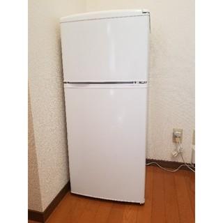 サンヨー(SANYO)のサンヨー ドア冷蔵庫 SR-YM110(冷蔵庫)