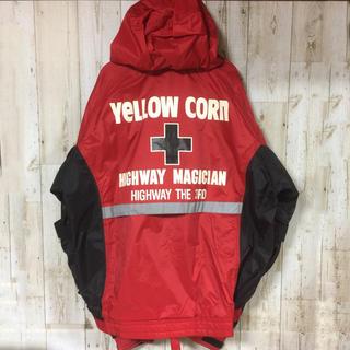 イエローコーン(YeLLOW CORN)のイエローコーン YELLOW CORN レインジャケット サイズ3L(装備/装具)