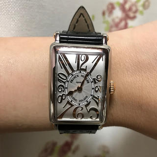 フランクミュラー(FRANCK MULLER)のロングアイランド (腕時計)