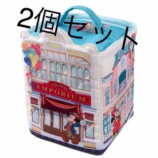 ディズニー(Disney)のディズニー36周年 収納ボックス2個セット(ケース/ボックス)