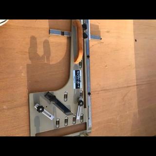 丸ノコ用 幅切ローラー定規 セフティ-ボーイ(工具/メンテナンス)