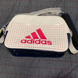 アディダス(adidas)の新品 アディダス エナメルバッグ(その他)