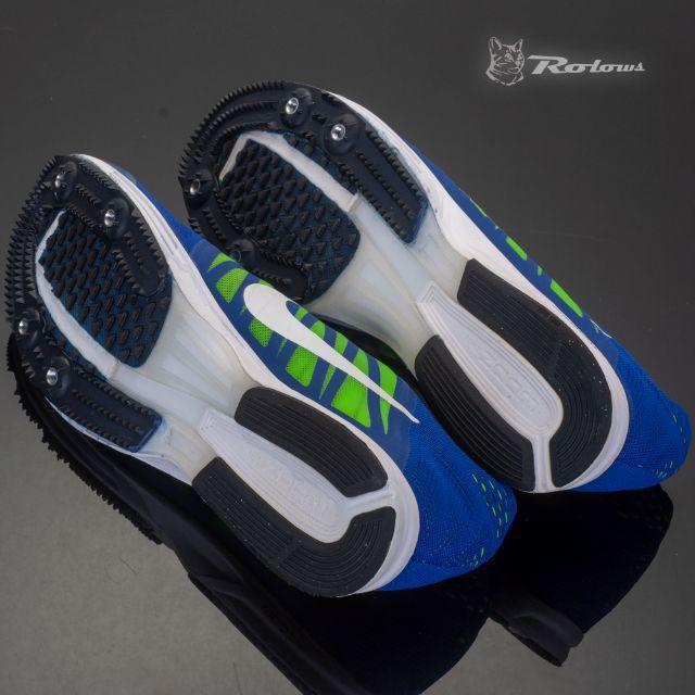 NIKE(ナイキ)のナイキ マトゥンボ2 X スピードレーサー6 ハイブリッド スパイク 27.5 スポーツ/アウトドアのスポーツ/アウトドア その他(陸上競技)の商品写真