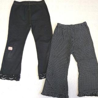 シマムラ(しまむら)の子供服  女の子  長ズボン  100·110  (パンツ/スパッツ)