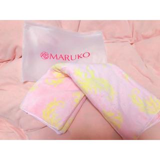 マルコ(MARUKO)のマルコ マイクロファイバードライタオル(タオル/バス用品)