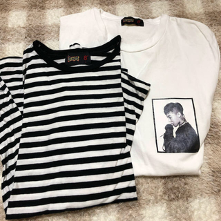 エイトセカンズ(8seconds)のエイトセカンズ ジヨン コラボTシャツ(Tシャツ/カットソー(半袖/袖なし))