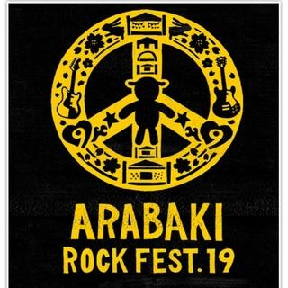 ARABAKI ROCK FEST.19(音楽フェス)