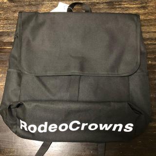 ロデオクラウンズ(RODEO CROWNS)のロデオクラウンズバッグパック、メッセンジャーバッグ(メッセンジャーバッグ)