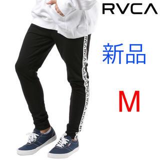 ルーカ(RVCA)の大人気! RVCA レギンス メンズ M テープロゴ(レギンス/スパッツ)