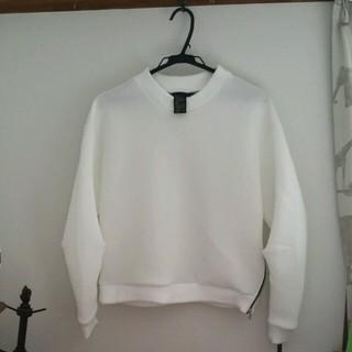 ダブルスタンダードクロージング(DOUBLE STANDARD CLOTHING)のSov. 新品未使用タグ付き トップス(トレーナー/スウェット)