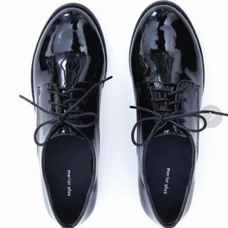 メルロー(merlot)のmerlot 革靴(ローファー/革靴)
