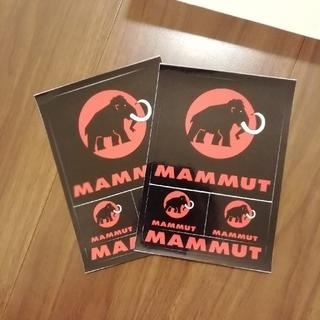 マムート(Mammut)の新品 マムート  ポストカード ステッカー(登山用品)