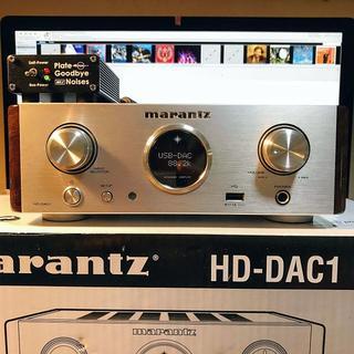 Marantz HD-DAC1(アンプ)