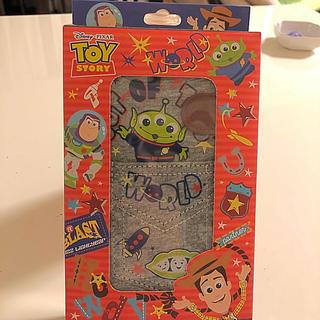 ディズニー(Disney)のトイストーリー携帯カバー 全機種対応(モバイルケース/カバー)