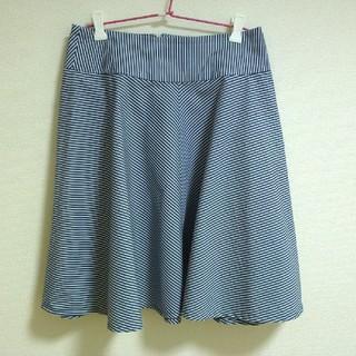ムジルシリョウヒン(MUJI (無印良品))の無印良品*フレアースカート(ひざ丈スカート)