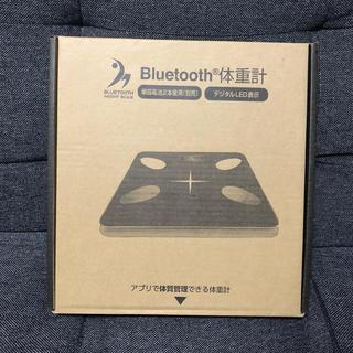 Bluetooth 体重計(体重計)