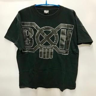 バウンティハンター(BOUNTY HUNTER)のバウンティーハンター ロゴ Tシャツ(Tシャツ/カットソー(半袖/袖なし))