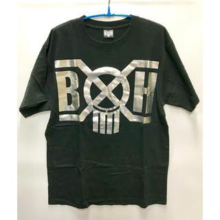 バウンティハンター(BOUNTY HUNTER)のバウンティーハンター デカロゴ メタル Tシャツ(Tシャツ/カットソー(半袖/袖なし))