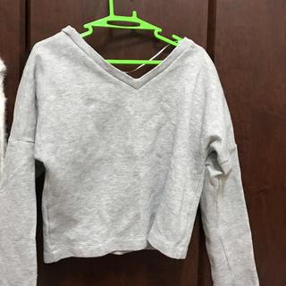 ジーユー(GU)のGU トップス(Tシャツ(長袖/七分))