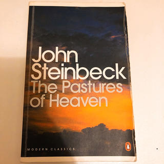 The Pastures of Heaven(洋書)