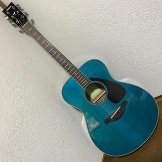 ヤマハ(ヤマハ)のトップ単板 ヤマハFS820 アコースティックギター(アコースティックギター)