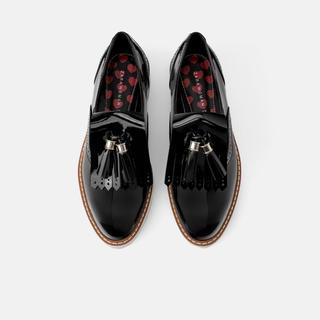 ザラ(ZARA)のZARA (ローファー/革靴)