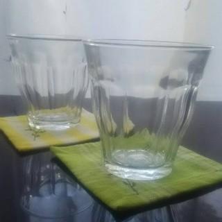 アクタス(ACTUS)の☆新品未使用品☆グラスセット ACTUS アクタス 強化ガラス製器具 (グラス/カップ)