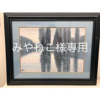 刺繍絵  5点(絵画/タペストリー)