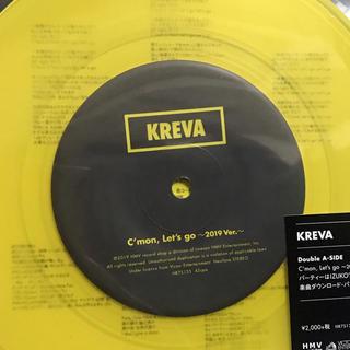 KREVA アナログ 7inch レコード(ヒップホップ/ラップ)