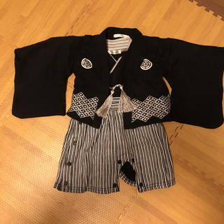 アカチャンホンポ(アカチャンホンポ)のベビー 着物 男の子(和服/着物)