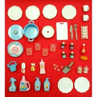 ミニチュア雑貨 食器 キッチン用品 洗剤 など   (その他)