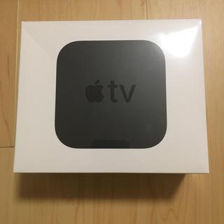 アップル(Apple)のApple TV 4K 32GB 新品未使用(その他)