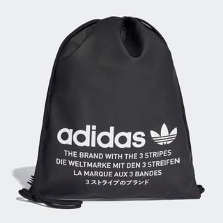 アディダス(adidas)の黒   NMD  ジムサック(バッグパック/リュック)