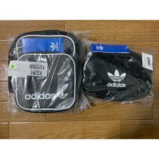 アディダス(adidas)のadidas originals バッグ 2点セット ★新品・未使用・タグ付き★(ショルダーバッグ)