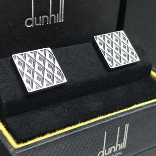 Dunhill - ダンヒル 立体 カフス カフリンクス