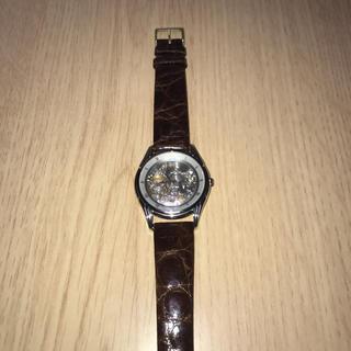 エポス(EPOS)のエポス スケルトンウオッチ(腕時計(アナログ))