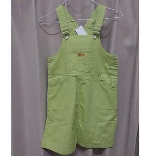 オゾック(OZOC)のOZOC   オゾック  ジャンパースカート 新品(スカート)