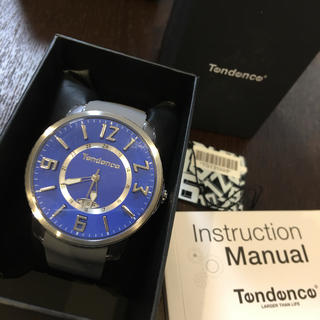 Tendence - 新品未使用!Tendence Slim Pop Blue TG131005