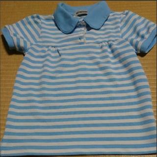 シマムラ(しまむら)の女の子 ポロシャツ 140センチ(Tシャツ/カットソー)