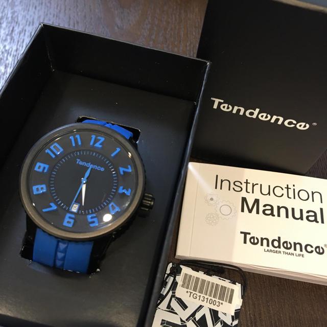 Tendence(テンデンス)のTendence 新品未使用 !! レディースのファッション小物(腕時計)の商品写真