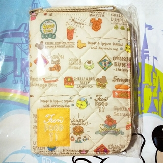 ディズニー(Disney)のディズニー パークフード 母子手帳ケース(母子手帳ケース)