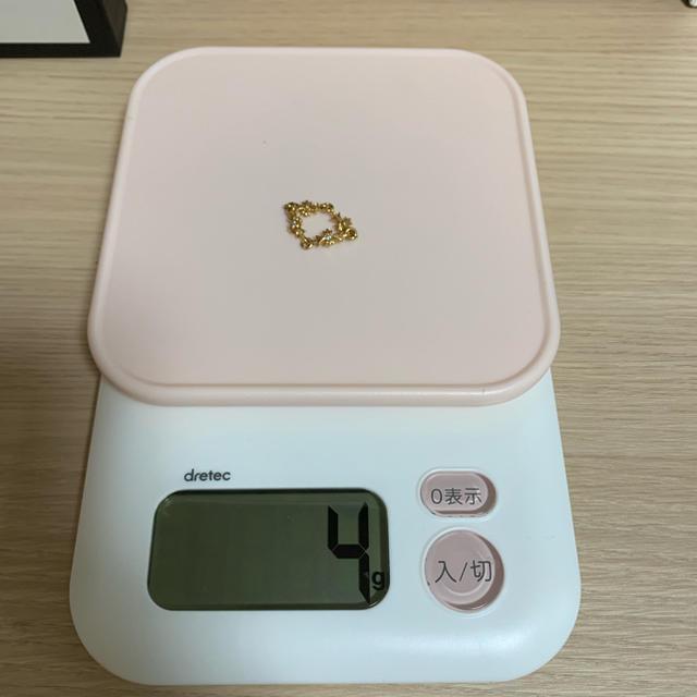 Chrome Hearts(クロムハーツ)のクロムハーツ タイニーE CHプラス ダイヤ入り メンズのアクセサリー(リング(指輪))の商品写真