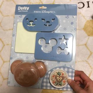 ディズニー(Disney)のダッフィー     ごはん  型抜き(調理道具/製菓道具)