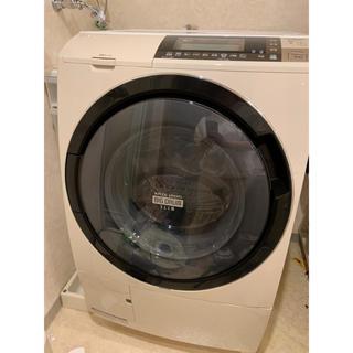 ヒタチ(日立)の【送料込】日立 ドラム式洗濯機 BD(洗濯機)